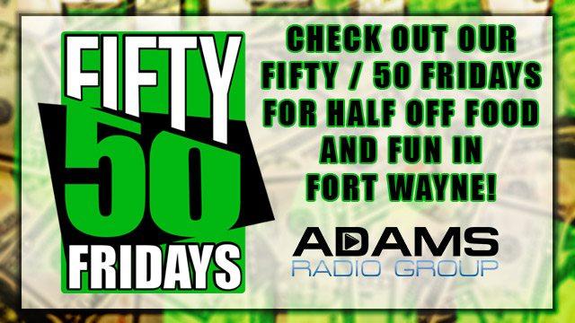 Fifty-50 Fridays
