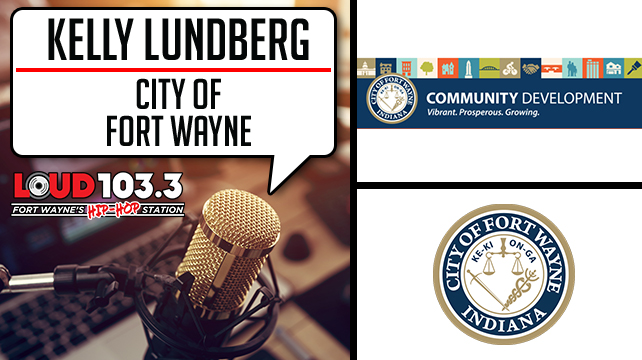 Kelly Lundberg, City of Fort Wayne
