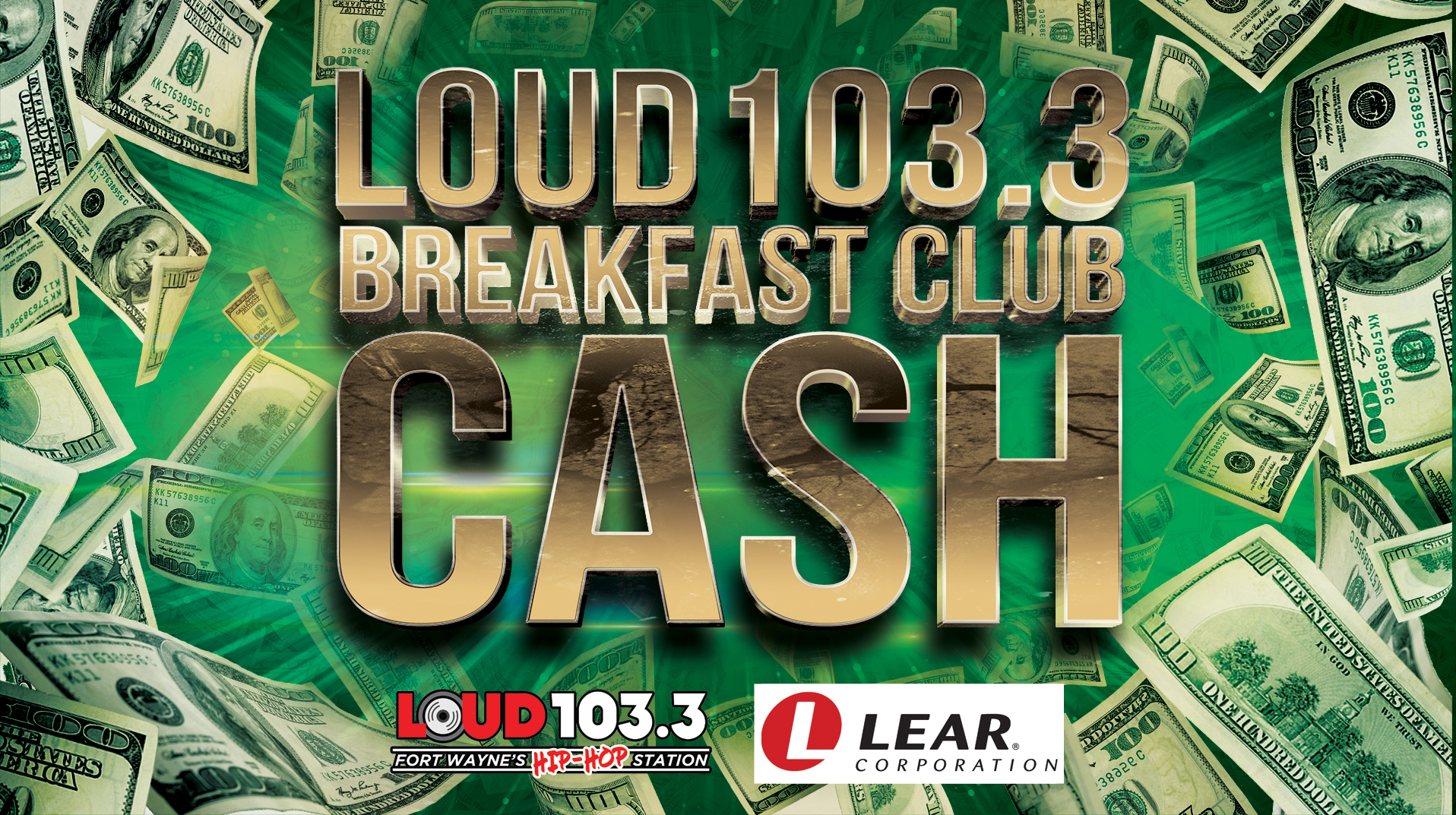 Breakfast Club Cash!